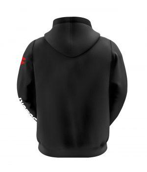 Suzuki GSXR Kapüşonlu Sweatshirt (Hoodie)