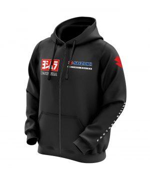 Suzuki Yoshimura Factory Racing Kapüşonlu Sweatshirt (Hoodie)