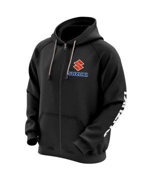 Suzuki Kapüşonlu Sweatshirt (Hoodie)