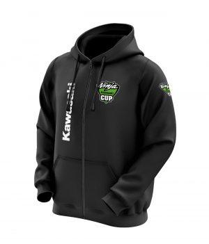Kawasaki Ninja Cup Kapüşonlu Sweatshirt (Hoodie)