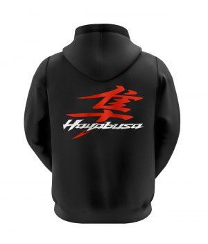 Suzuki Hayabusa Kapüşonlu Sweatshirt (Hoodie)