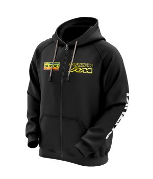 Suzuki RM Kapüşonlu Sweatshirt (Hoodie)