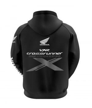 Honda VFR Crossrunner Kapüşonlu Sweatshirt (Hoodie)