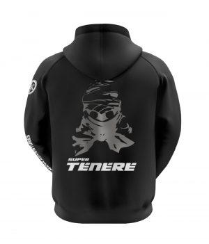 Super Tenere The Lord Of Yamaha Adventures Kapüşonlu Sweatshirt (Hoodie)
