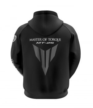 Yamaha MT 25 Master Of Torque Kapüşonlu Sweatshirt (Hoodie)