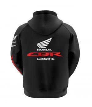 Honda CBR 125R Kapüşonlu Sweatshirt (Hoodie)