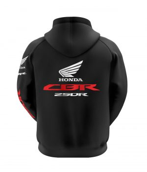 Honda CBR 250R Kapüşonlu Sweatshirt (Hoodie)