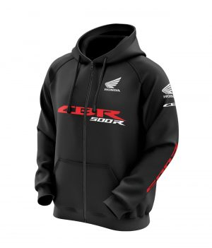 Honda CBR 500R Kapüşonlu Sweatshirt (Hoodie)