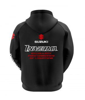 Suzuki Inazuma Kapüşonlu Sweatshirt (Hoodie)