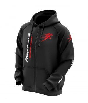 Suzuki Hayabusa Overdose Kapüşonlu Sweatshirt (Hoodie)