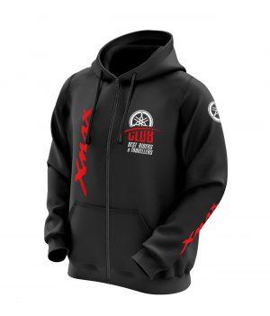 Yamaha XMax Club Kapüşonlu Sweatshirt (Hoodie)